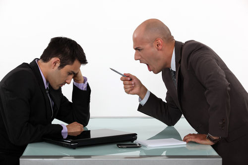 Aggressive behaviours in the workplace